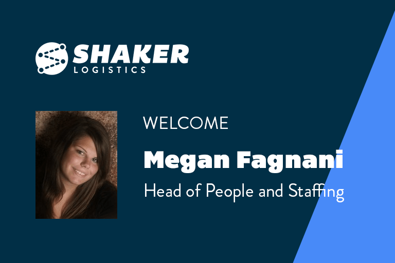 Megan Fagnani Welcome Graphic